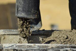 wylewanie cementu